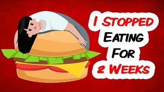 Download I Stopped Eating For 2 Weeks To Get Thinner Video