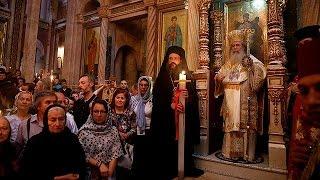 Download Ortodoks dünyası Paskalya'yı kutluyor Video