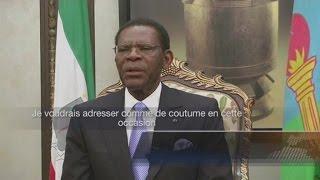 Download DISCOURS - Obiang Nguema MBASOGO Video