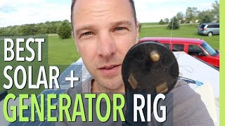 Download RV SOLAR + RV GENERATOR - GET THE BEST RIG FOR BOONDOCKING - ″HOW WE DO IT″! Video