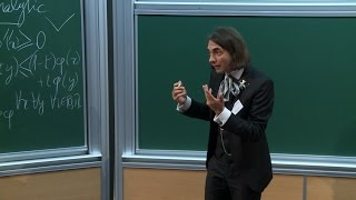 Download Cédric Villani - Of triangles, gases, prices and men Video