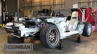 Download [HOONIGAN] DT 156: $200 Miata Death Kart Transformation (Part 2) Video