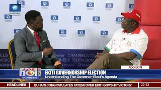 Download It Would Be Stupid Of Me Not To Probe Financial Records Of Ekiti State - Fayemi Video