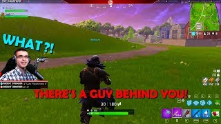 Download A little kid gave me tips and helped me get a Victory Royale in Fortnite! Video