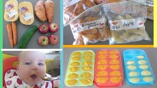 Download Homemade Baby Food Video