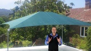 Download SolarMax Shade Structure Video