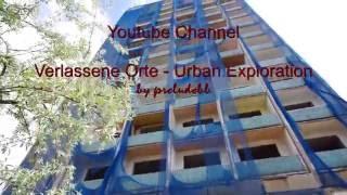 Download DDR Plattenbau 13 Etagen Hochhaus - Verlassen und verfallen Video