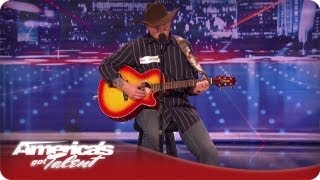 Download War Hero Brings The Crowd To Tears With His Song and Story - AGT Season 7 Tim Poe Audition Video