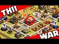 Download ONLY 1 STAR | YOU''LL LOVE IT | TH11 WAR BASE ANTI 2 STAR WITH REPLAY'S Video