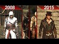 Download Evolution of Assassin's Creed Graphics | PC | ULTRA | 2008 - 2015 Video