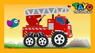 Download [Learn How Cars Repair] #01 Frank the Fire Truck l The Heavy Vehicles Video