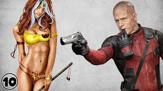 Download Top 10 Superheroes Who Can't Get Laid Video