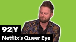 Download Queer Eye's Bobby Berk on a shocking message he received from a pastor Video