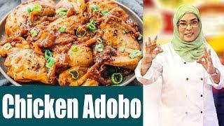 Download Chicken Adobo   Dawat e Rahat With Chef Rahat   3 September 2018   AbbTakk News Video