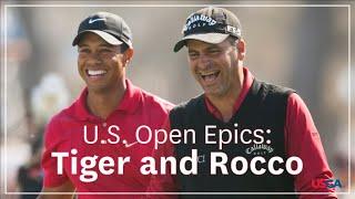 Download U.S. OPEN EPICS: Tiger and Rocco Video