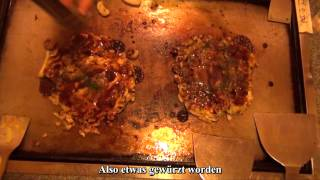 Download 21 Florian auf Tour - Osaka 1.5 - Okonomiyaki zum Selbermachen Video