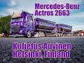 Download Mercedes Benz Actros 2663 ″Lowrider″ by Mika Auvinen Video