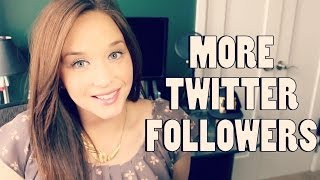Download Top 5 Ways to Get More Followers on Twitter Video