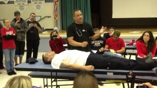 Download EMT-Basic Patient Assessment - Trauma Head to Toe Video
