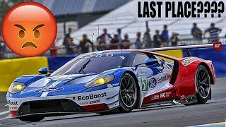 Download They SCREWED the FORD GT at Le Mans 2017 Video