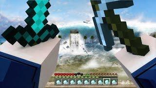 Download REALISTIC TSUNAMI IN MINECRAFT | Minecraft - Mod Battle Challenge Video