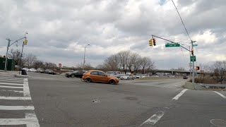 Download Shocking Moment When Pedestrian Catches T-Bone Accident Video