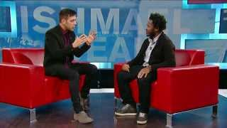 Download Ishmael Beah on George Stroumboulopoulos Tonight: INTERVIEW Video