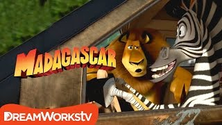 Download ″Car Chase″ Clip   MADAGASCAR 3 Video