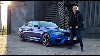 Download NEW BMW M5 COMPETITION F90 FULL REVIEW | 2019 | DRIVE Video