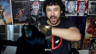 Download Marvel's THE DEFENDERS | Official TRAILER #2 REACTION & REVIEW!!! Video