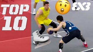 Download Top 10 Ankle Breakers of 2018! - FIBA 3x3 Video