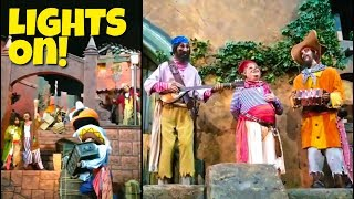 Download Pirates of the Caribbean Lights On, Sound Off- Disney World Breakdown! Video