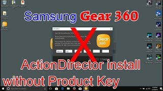 Download Gear 360 Action Director : How to Activate without product key Video
