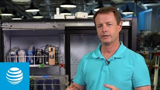 Download Smart Fridge with IoT Camera Sensors | AT&T Video