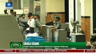 Download FAAN Takes Preventive Measures Against Ebola Outbreak Video