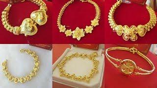 Download Stylish gold BRACELET designs Video