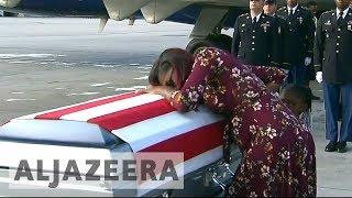 Download Trump denies offending widow of soldier killed in Niger Video