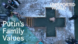 Download Russia's rise in conservative family values | Unreported World Video