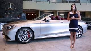 Download 2017 Mercedes-Benz S63 AMG Cabriolet Review Video