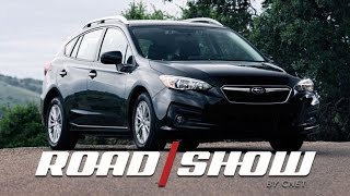 Download 2017 Subaru Impreza looks the same, drives totally differently Video