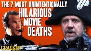 Download The 7 Most Unintentionally Hilarious Movie Deaths - Obsessive Pop Culture Disorder Video