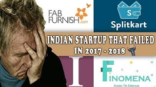 Download TOP 10 INDIAN STARTUPS THAT FAILED IN 2018 | Part 2 Video