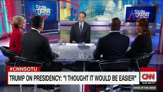 Download Trump: thought presidency would be ″easier″ Video