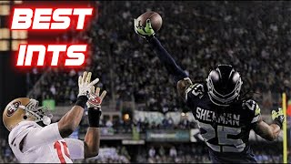Download The GREATEST Interceptions in NFL History Video