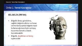 Download Temel Bilgi Teknolojileri 1 | Ünite 1: Temel Kavramlar (Canlı Ders Anlatımı) Video