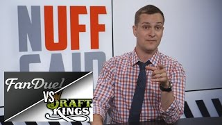 Download DraftKings vs. FanDuel: Whoever wins, it won't be you Video