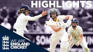 Download England v Australia Kia Women's Test Match | Day 4 Highlights | The Women's Ashes 2019 Video