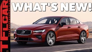 Download 2019 Volvo S60 Review - Sporty, Stylish and still Swedish Video