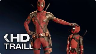 Download DEADPOOL 2 ″Mini Deadpool″ Clip & Trailer (2018) Video
