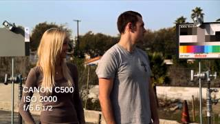 Download Canon C500 vs Arri Alexa ISO Day Tests Video